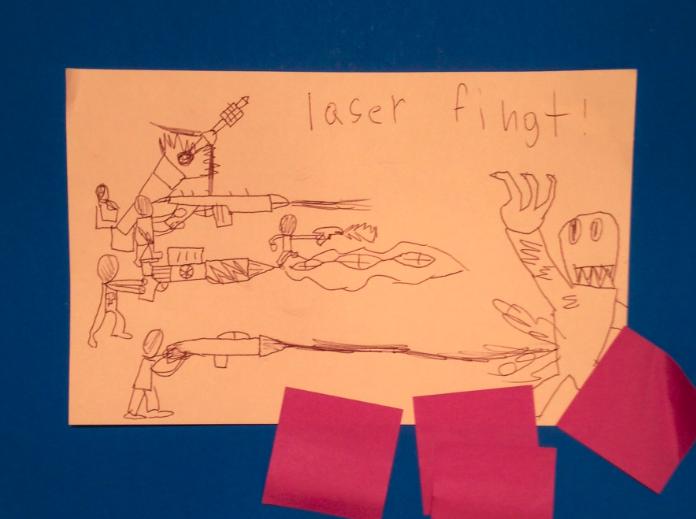 LaserFight